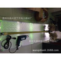 220kv绝缘子清扫刷 加工定做 电力用带电清扫器