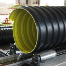 河南市政排水钢带波纹管厂