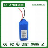 铂族电池 B超仪电池/监护仪电池/输液泵电池/注射泵电池/心电图电池/18650锂电池