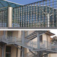 生产Q235钢格板围栏厂家 重型格栅板 钢格板护栏