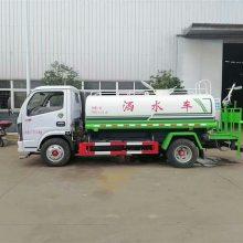 上海东风园林洒水车包邮正品 ,洒水车直通球阀,天津东风园林洒水车性价比