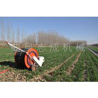 农用农田喷灌机械 75-300型绞盘式喷灌机 自走式大型卷盘式喷灌机