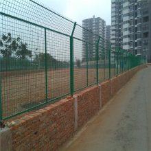 双边护栏网 别墅围栏网价格 学校体育场围网