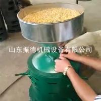 振德现货 多功能新型碾米机 高效粮食脱皮碾米机 高粱砂棍式制椮机