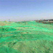 绿色防尘网 道路施工盖土网 垃圾遮盖网