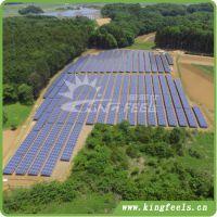 大型地面电站太阳能铝合金支架厂家