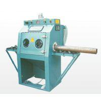 浙江通宝专业生产辊道通过式手动喷砂机 TB9080-A 管手动喷砂机 管除锈 外管除锈 增加附着力