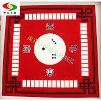 供应手搓麻将毛毡布 麻将桌消音布 家用棋牌娱乐毛毡垫