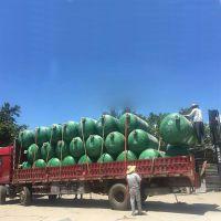 厂家供应环保地埋整体式玻璃钢化粪池 农村化粪池 污水处理设备