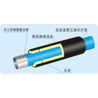 热水用孔网钢带耐热聚乙烯(PE-RT)复合管(东泰管业)
