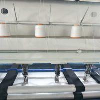 保温被子双针绗缝机 加工各种被子的专用机器厂家
