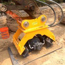 供应HCD90 振幅加大冲击大挖掘机夯实机