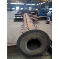 圆形钢柱来图定制加工厂家-三维钢构