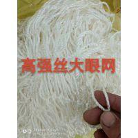 山东开拓网业/3×6米高强丝大眼网/耐用建筑防护网