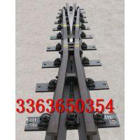 煤矿用15-24kg道岔 扳道器 机芯 尖轨汇能