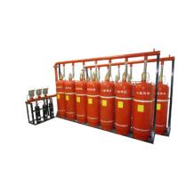 管网式七氟丙烷灭火系统