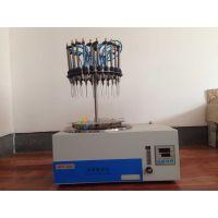 上海圆形电动氮吹仪JT-DCY-12YL电动升降