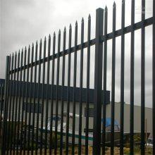 高档别墅铁艺栏杆 热镀锌钢围栏 邯郸锌钢铁艺围栏