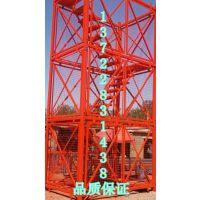 供应水塔工程专用安全爬梯承载力强通达设计美观安全
