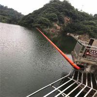 云南水电站浮式拦污排进水口垃圾拦截浮漂装置