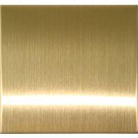 佛山高比不锈钢拉丝钛金价格 专业电镀生产厂家