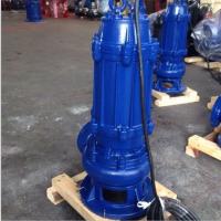 供应上海文都牌150JYWQ180-20-18.5自动搅匀潜水排污泵