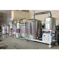 节能蒸酒设备 省电电加热蒸酒机