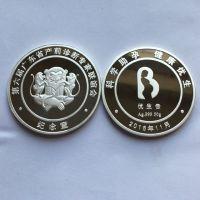 山东哪里有纯银徽章厂家? 深圳创业达各种纯银纪念品厂