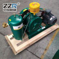 中鼓HZZ601S回转式鼓风机横流低噪音回转式风机厂家直销质量保证