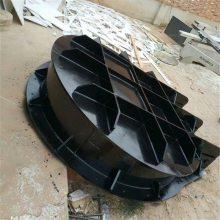 宇东高分子拍门阀 D1200圆形壁挂式HDPE拍门 高密度聚乙烯防倒灌止回阀