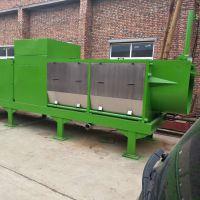 兰州YZJ-20T果蔬垃圾处理设备 保鲜库垃圾处理脱水双螺旋压榨机