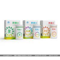 保健饮品包装设计 快消饮品包装设计 饮料产品包装设计