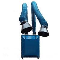 供应焊烟净化器 环保净化器价格 烟尘净化器厂家 河北粉尘净化器图片