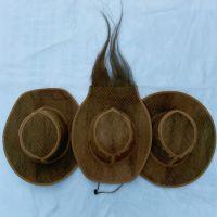 棕丝帽批发 天然棕草帽 山棕帽子