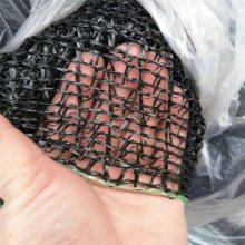 绿色黑色盖土网 遮阳防尘网 扁丝盖土防尘网