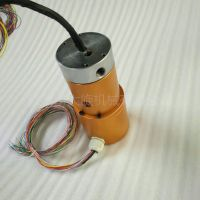 DSTl旋转接头电器混合 四通道电气液混合滑环 可达96路电SNQ004