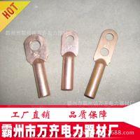 接线端子DT-35平方铜鼻子堵油铜铝过渡接线鼻