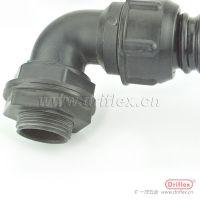 成都厂家供应,加强筋管配套非金属接头 PVC、尼龙66材质