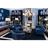 荷兰EICHHOLTZ高品质原装进口布艺组合沙发名流餐桌品牌