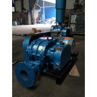 供应大地CRB-80/4KW罗茨风机 污水处理专用 质量保证 价格优惠