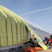 厂家 批发玻璃棉卷毡贴面 幕墙外墙玻璃棉