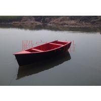 供应殿宝公园景区欧式手划船中式仿古摄影道具船 皮划艇贡多拉工艺木船装饰船观光船