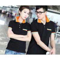 广州超市员工制服定做,大润发工作服定制,刺绣polo衫订做