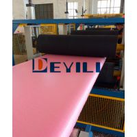 挤塑板设备 CO2挤塑板生产线 XPS挤出机德意利SFBZ-75/150型