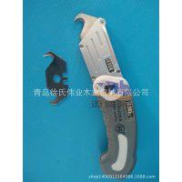 PVC专用勾边刀 吸塑膜修边刀 橱柜门加工勾刀 板式家具柜门用勾角