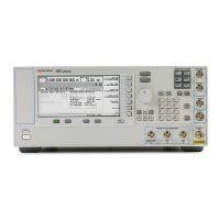 美国安捷伦E8257D PSG 模拟信号发生器