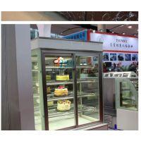 1.2/1.5/1.8米立式风冷蛋糕柜,冷藏保鲜柜厂家直销