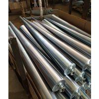 烟台潍坊厂家直销定制KEF-DT碳钢动力辊筒双链轮辊筒