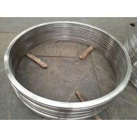 碳钢板式平焊法兰、定制非标法兰