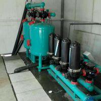 PLC智能控制水肥一体化设备 小型气象站